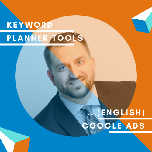 Keyword planner tools - Google ads - English